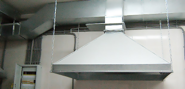 Вытяжной зонт на кухню